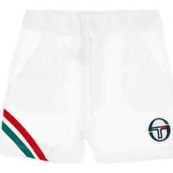 Textiel Heren Korte broeken / Bermuda's Sergio Tacchini  Wit