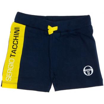 Textiel Heren Korte broeken / Bermuda's Sergio Tacchini  Blauw