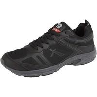 Schoenen Heren Lage sneakers Dek  Zwart