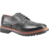 Schoenen Heren Derby Cotswold  Zwart