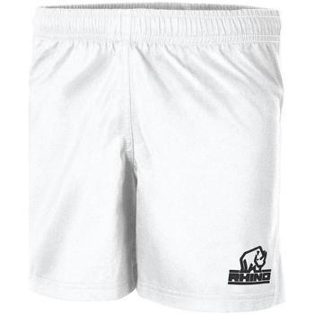 Textiel Kinderen Korte broeken / Bermuda's Rhino  Wit