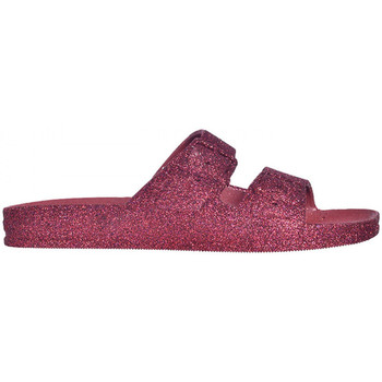Schoenen Dames Leren slippers Cacatoès Trancoso Bordeaux