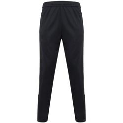 Textiel Heren Trainingsbroeken Finden & Hales LV881 Marine / Wit