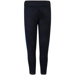 Textiel Jongens Trainingsbroeken Finden & Hales LV883 Marine / Loyaal