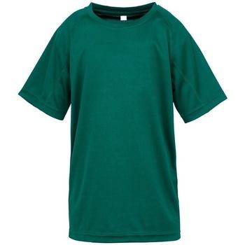 Textiel Kinderen T-shirts korte mouwen Spiro SR287B Fles