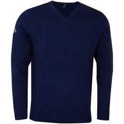 Textiel Heren Sweaters / Sweatshirts Callaway CW076 Peacoat Marine