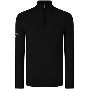 Textiel Heren Sweaters / Sweatshirts Callaway CW075 Zwarte Onyx