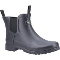 Schoenen Dames Regenlaarzen Cotswold  Zwart