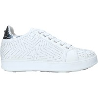 Schoenen Dames Lage sneakers Apepazza SMW12/NAPPA Wit