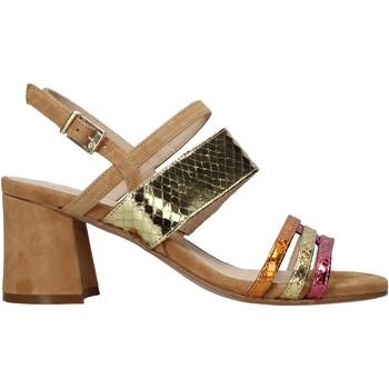 Schoenen Dames Sandalen / Open schoenen Carmens Padova 45069 Bruin