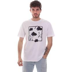 Textiel Heren T-shirts korte mouwen Sseinse TE1818SS Wit