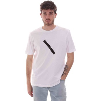 Textiel Heren T-shirts korte mouwen Sseinse TE1820SS Wit