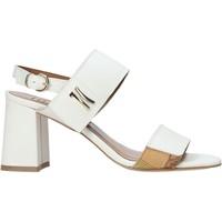 Schoenen Dames Sandalen / Open schoenen Alviero Martini E124 587A Wit