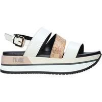 Schoenen Dames Sandalen / Open schoenen Alviero Martini E110 578A Wit
