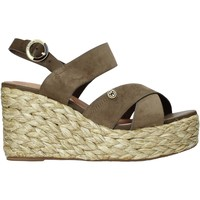 Schoenen Dames Sandalen / Open schoenen Wrangler WL11640A Groen