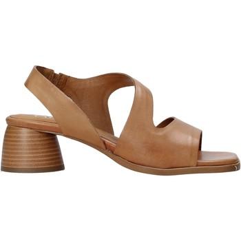 Schoenen Dames Sandalen / Open schoenen Café Noir XM1010 Bruin
