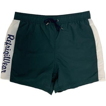 Textiel Heren Zwembroeken/ Zwemshorts Refrigiwear 808491 Groen