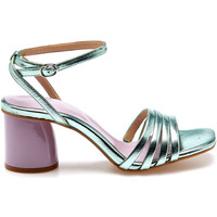 Schoenen Dames Sandalen / Open schoenen Apepazza S1WAVE04/MTL Groen