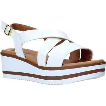 Schoenen Dames Sandalen / Open schoenen Susimoda 2827 Wit