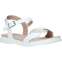 Schoenen Meisjes Sandalen / Open schoenen Miss Sixty S21-S00MS962 Wit