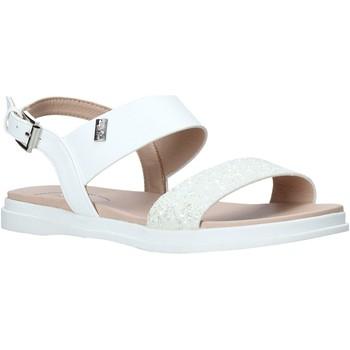 Schoenen Meisjes Sandalen / Open schoenen Miss Sixty S21-S00MS963 Wit