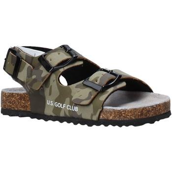 Schoenen Kinderen Sandalen / Open schoenen U.s. Golf S21-S00UK861 Groen