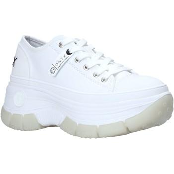 Schoenen Dames Lage sneakers Onyx S21-S00OX010 Wit