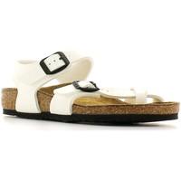 Schoenen Kinderen Sandalen / Open schoenen Birkenstock 310063 Wit