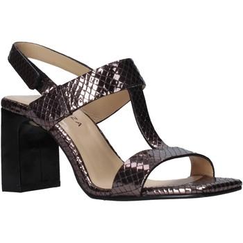 Schoenen Dames Sandalen / Open schoenen Apepazza S0MONDRIAN07/TEJ Bruin