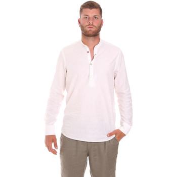 Textiel Heren Overhemden lange mouwen Sseinse CE611SS Wit