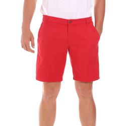 Textiel Heren Korte broeken / Bermuda's Colmar 0864T 8SP Rood