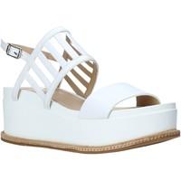 Schoenen Dames Sandalen / Open schoenen Apepazza S0CHER03/LEA Wit