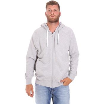 Textiel Heren Sweaters / Sweatshirts Sundek M838JHF4900 Grijs
