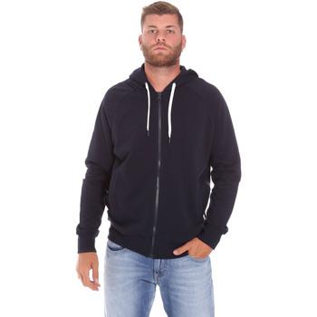 Textiel Heren Sweaters / Sweatshirts Sundek M838JHF4900 Zwart