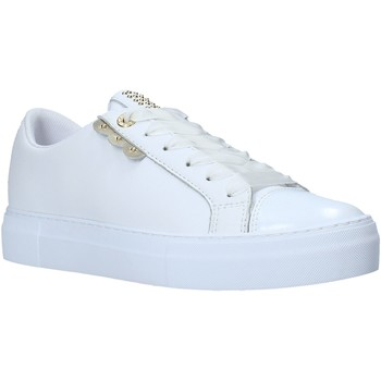 Schoenen Dames Lage sneakers Manila Grace S647LU Wit