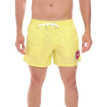 Textiel Heren Zwembroeken/ Zwemshorts Colmar 7267 5ST Geel