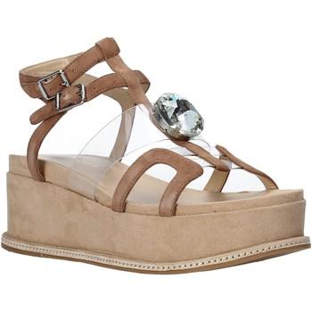 Schoenen Dames Sandalen / Open schoenen Apepazza S0CHER01/DIA Bruin