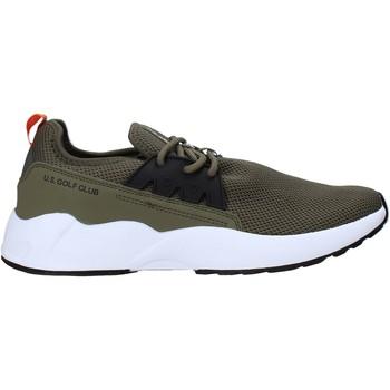 Schoenen Heren Lage sneakers U.s. Golf S20-SUS165 Groen