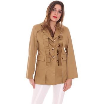 Textiel Dames Jasjes / Blazers Dixie J212P011 Groen