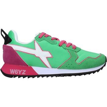 Schoenen Dames Lage sneakers W6yz 2013563 01 Groen