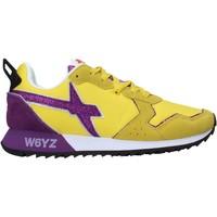 Schoenen Heren Lage sneakers W6yz 2014032 03 Geel