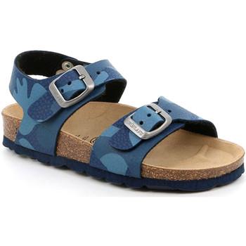 Schoenen Kinderen Sandalen / Open schoenen Grunland SB1680 Blauw