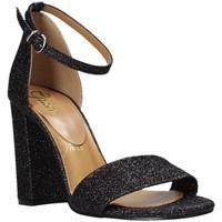 Schoenen Dames Sandalen / Open schoenen Grace Shoes 018N001 Zwart