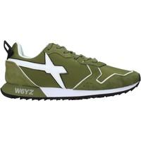 Schoenen Heren Lage sneakers W6yz 2013560 01 Groen