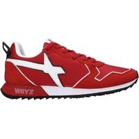 Schoenen Heren Lage sneakers W6yz 2013560 01 Rood