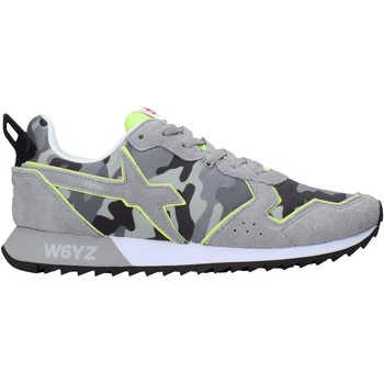Schoenen Heren Lage sneakers W6yz 2013560 02 Grijs