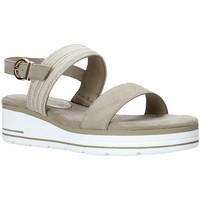 Schoenen Dames Sandalen / Open schoenen Marco Tozzi 2-2-28771-26 Groen