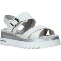 Schoenen Dames Sandalen / Open schoenen Marco Tozzi 2-2-28708-26 Wit
