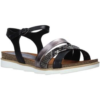Schoenen Dames Sandalen / Open schoenen Marco Tozzi 2-2-28410-26 Zwart