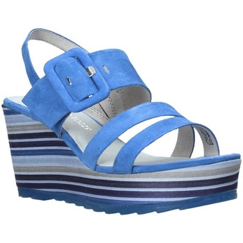 Schoenen Dames Sandalen / Open schoenen Marco Tozzi 2-2-28336-26 Blauw